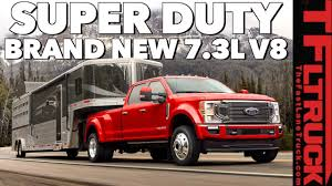 2019 Ford F 250 Towing Capacity Chart Leaked 2020 Ford Super Duty Order Guide Reveals A Crazy High