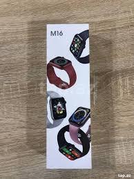 Smart Watch M16 — Bakı, Azərbaycan — Tap.Az