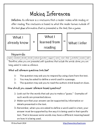 24 Luxury Observation and Inference Worksheet Photograph ...