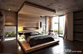 view in gallery floor wall ceiling timber bed jpg