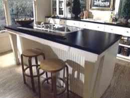Kitchen Islands With Sink In
