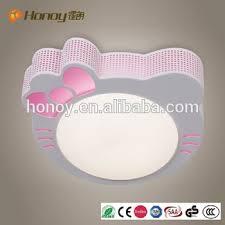 kids ceiling lights. Pink Hello Kitty Kids Led Ceiling Light For Bedroom Lights