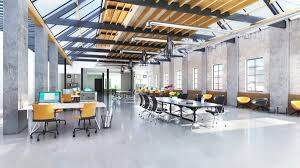 creative office ceiling. Forming A Wide Community Of Creatives, Designers And Entrepreneurs, Shoreditch Office Space Provides Forward-thinking Businesses With The Ideal Environment Creative Ceiling