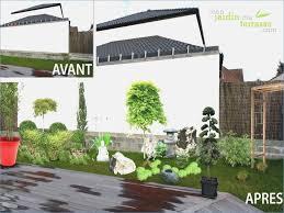 ... Comment Refaire Son Jardin Decorer Un Petit Metz Maison Design Trivid  Cr Atif Ment ...
