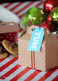 finish off your gift list with these last minute diy