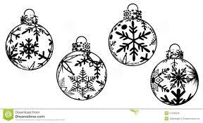 christmas clip art borders black and white. Modren Christmas Christmas Ornaments Clipart On Clip Art Borders Black And White