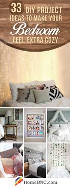 Exceptional DIY Cozy Bedroom Projects