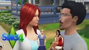 EDMOND NEEDS SOME NEW BOOTY!! | The Sims 4 | Season 2 - Episode 3 - YouTube