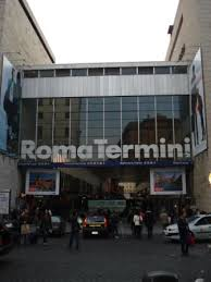 roma termini rome central station and
