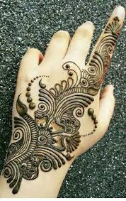 New Sudani Mehndi Design Kashees Easy Mehndi Designs