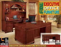 Houston Home Office Furniture Set Plans