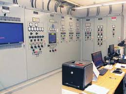 standby power system at florida hospital covers all loads power one of two russelectric panel boards in the control room at haley hospital s power plant the boards include a custom russelectric scada system that allows