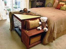 furniture style dog crates. Dog Crate Furniture Bench Style Crates