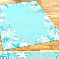 teal color area rugs blue aqua rug briny ocean themed target accent colored round large