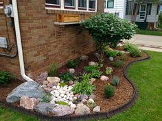 Small Picture Downspout Waterfall Gardening Faves Pinterest Drainage ideas