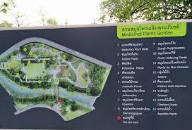 Small Picture Medicinal Plant Garden in Bangkok Thailand