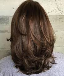 Hairstyles For Long Thick Hair 18 Amazing Medium Hairstyles Featuring Medium Length Shag Haircuts Are