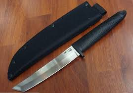 Cold Steel 20VBSKZ Commercial Series Big Country Skinner  Satin Cold Steel Kitchen Knives