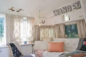 Airstream Interior Design Painting Custom Design Inspiration