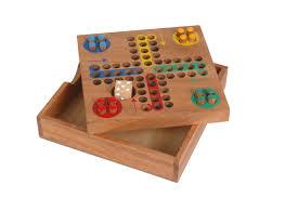 Wooden Ludo Board Game Ludo 31