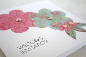 handmade wedding stationery from karen walk design Handmade Wedding Invitations With Flowers handmade wedding stationery Unique Butterfly Wedding Invitations