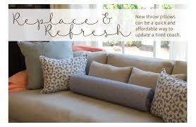 Back Cushion For Sofa Innergreen Furniture Back Cushions Lounge