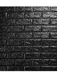 3D Brick Pattern Bedroom Wallpaper ...