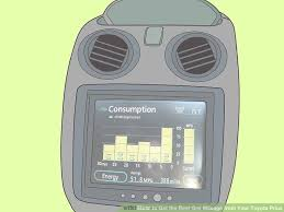 Avg Gas Mileage How To Get The Best Gas Mileage From Your Toyota Prius