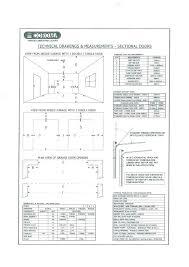 industrial garage door dimensions. Double Car Garage Door Size Two Dimensions . Industrial N