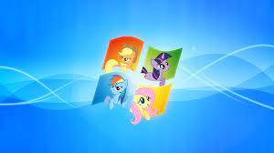 My Little Pony Desktop Backgrounds on ...