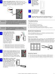 ldz1011 ldz 101 x controllable dimmer user manual wirelessdimmer fm page 2 of ldz1011 ldz 101 x controllable dimmer user manual wirelessdimmer fm