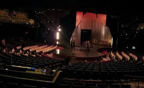 Studious Zumanity Theatre Seating Chart Las Vegas O Bellagio