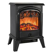 electric log heater for fireplace. 1500W Free Standing Electric Fireplace Heater Fire Stove Flame Wood Log Portable Image 1 Of 5 For R