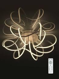 <b>Потолочный светодиодный светильник</b> - люстра с пультом ...
