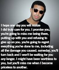 Drake Love Quotes Inspiration Drake Quotes Tumblr Quotes On We Heart It