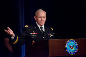 u s department of defense photo essay army gen martin e dempsey chairman of the joint chiefs of staff