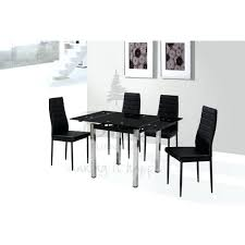 black glass dining table set cute black glass dining table set black black glass dining