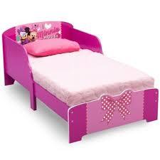 delta children wood toddler bed disney