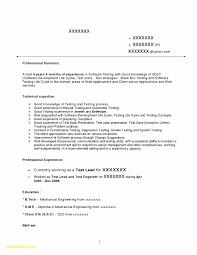 Software Test Engineer Resume Download Resume Format Diploma