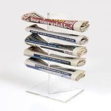 newspaper rack 1. Brilliant Rack Counter Newspaper Rack With 1
