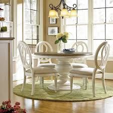 Furniture of America Besette Cottage 5 Piece Oval Dining Table Set   Hayneedle