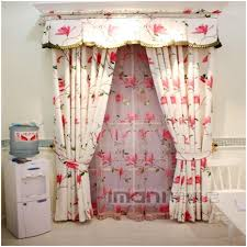Little Girls Bedroom Curtains Bedroom Curtains For Girls Bedroom Pink Combination Curtains
