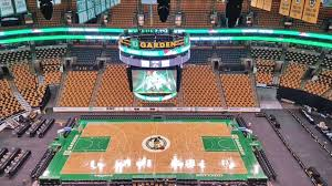 td garden map seat and venue information basketball seating chart