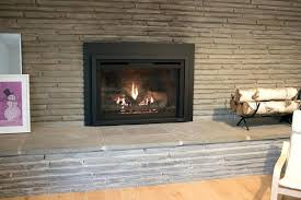 most realistic gas fireplace insert a new heat gas fireplace insert from heat with very realistic
