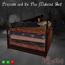 princess and the pea bed. Fairytale Princess And The Pea Makeout Bed I