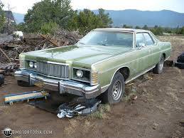 photo of a 1975 mercury marquis brougham best briend s car the executioner