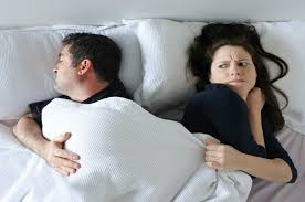 Image result for fighting for space on the bed