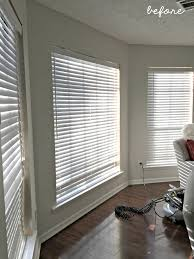 living room windows before