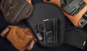 at a shooting school recently where i was required to use an owb holster i racked the slide during a one hand only drill i hooked the rear sight over the