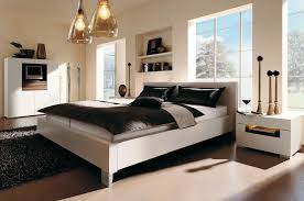 how to decorate your own bedroom home with elegant white bedroom decorating ideas with black blanket